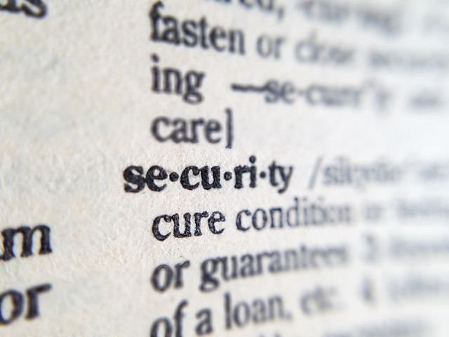 Security - Dictionary