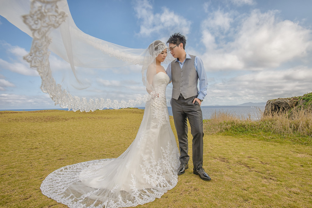 沖繩自助婚紗攝影
