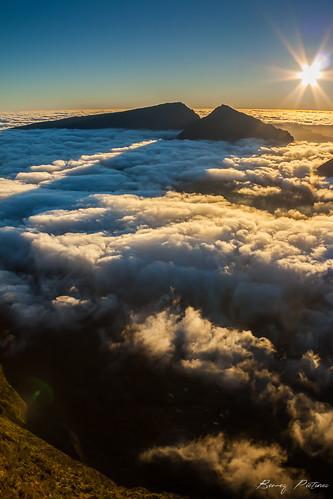 sunrise canon eos landscapes tropical imagine nuages réunion lever rêve maido 450d bemezpictures