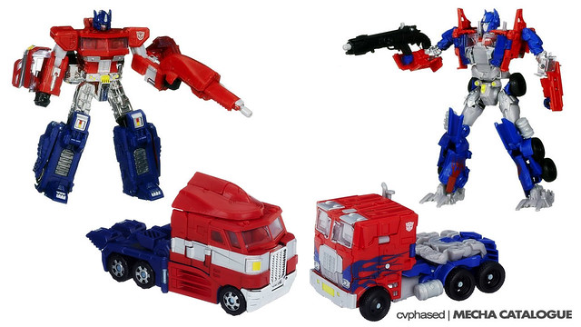 TRANSFORMERS Generations (Age of Extinction) - Optimus Prime Evolution 2-Pack