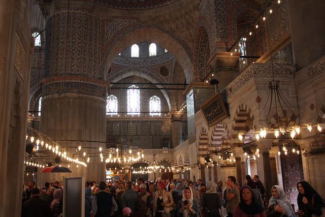 065 - Sultanahmed Camii (Mezquita Azul)