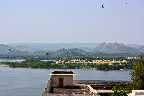 hills of Udaipur