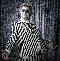 hey its beetlejuice