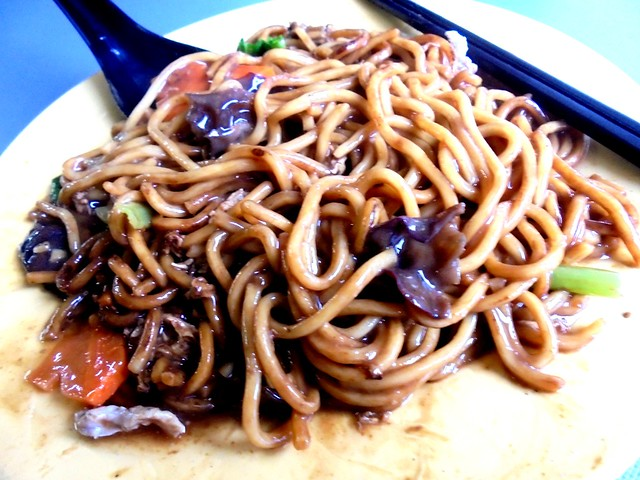 Bosco Foochow fried noodles 2