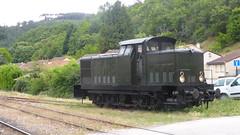 Train a Vapeur des Cevennes