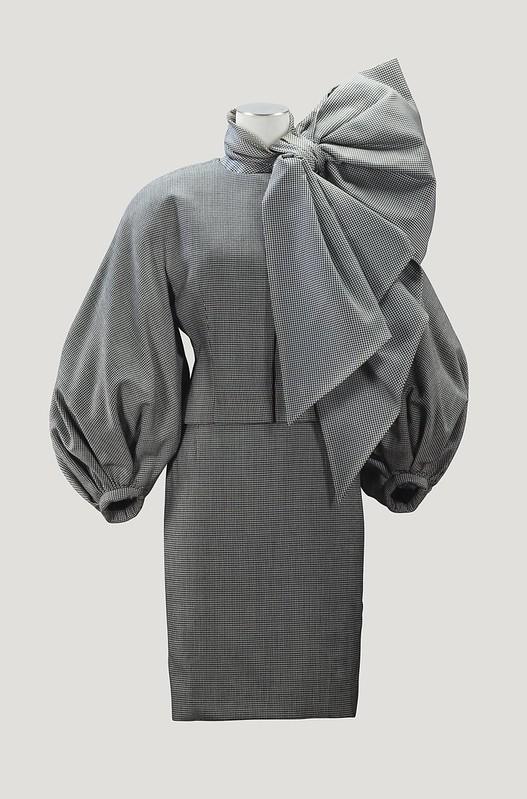 Christian Dior Haute Couture par Gianfrano Ferre, automne-hiver 1989-1990 - Lot 8