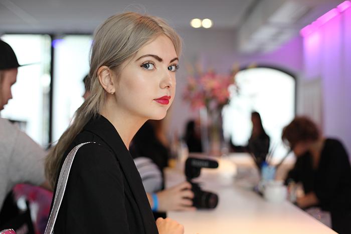 Schwedish Blogger Ebba Singmark