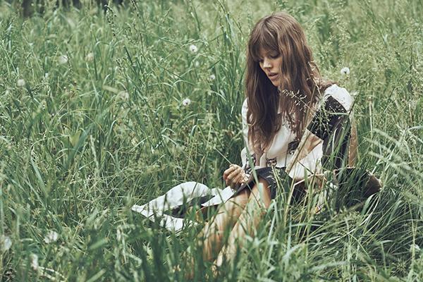 Freja Beha Erichsen By Lachlan Bailey For WSJ September 2015