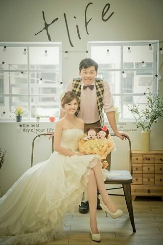 美嬌娘怎能有黃板牙?結婚前來台中豐美牙醫牙齒美白改造一下! (6)