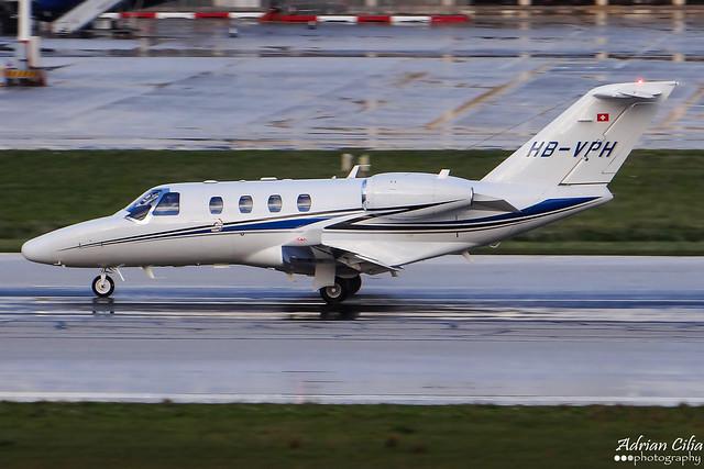 Private --- Cessna 525, Sony DSC-HX100V