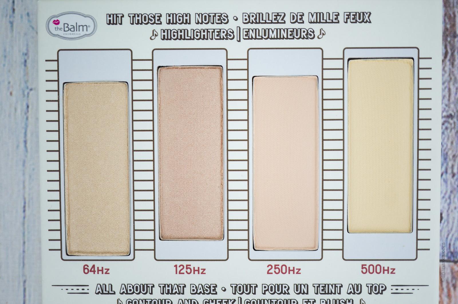 theBalm Highlite'N Contour Palette