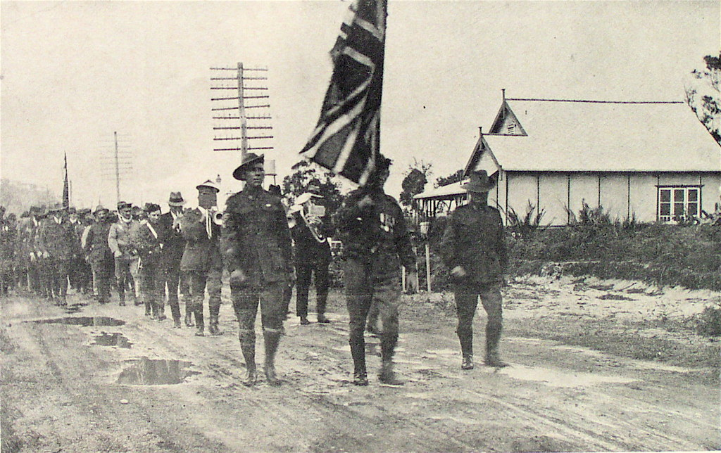 Anzac Day 1923