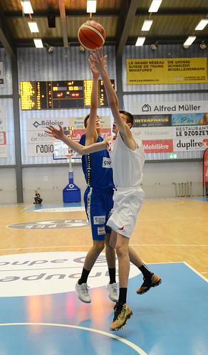 Grande Finale Fribourg Académie U16m -  Swiss Central Basket 31