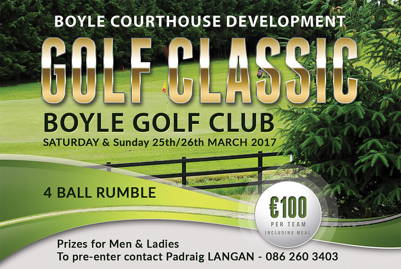 Boyle Courthouse Golf Classic