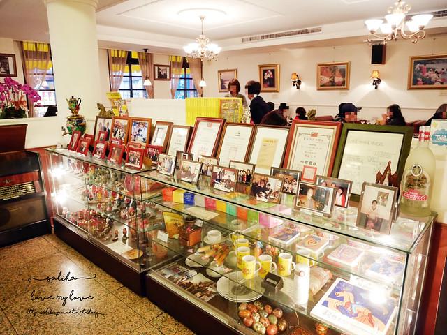 台北車站附近不限時下午茶推薦明星咖啡館 (13)