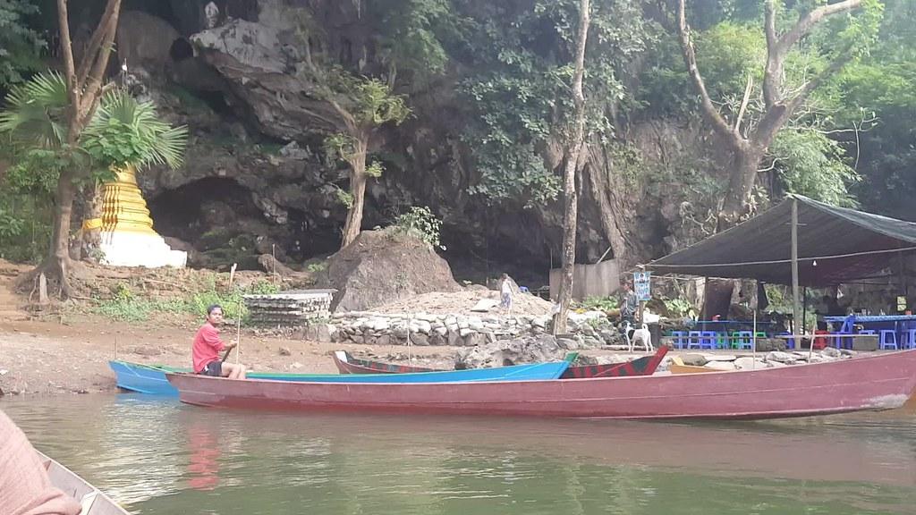 Sortie de Sadar Cave.