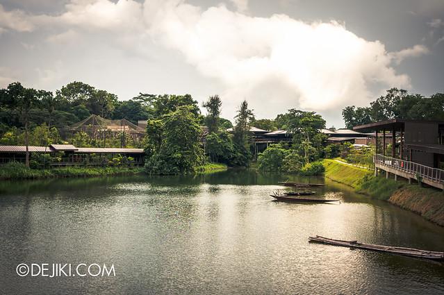 River Safari - The River flows 2