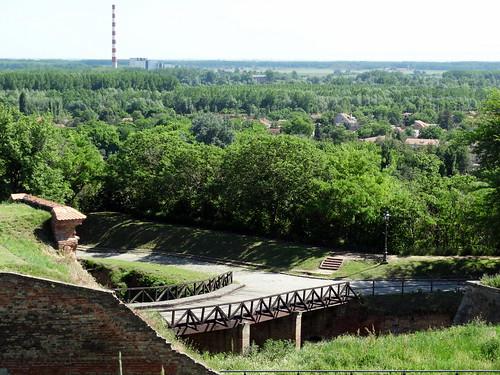 petrovaradin fortress - novi sad by slucajni prolaznik