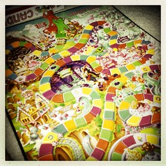 #Candyland with my princess.