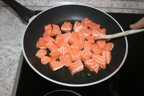 39 - Lachs hinzufügen / Add salmon