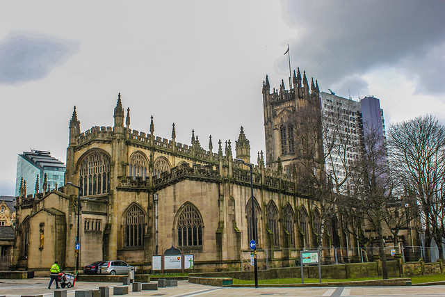 Catedral de Machester