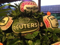 Reuters watermelon