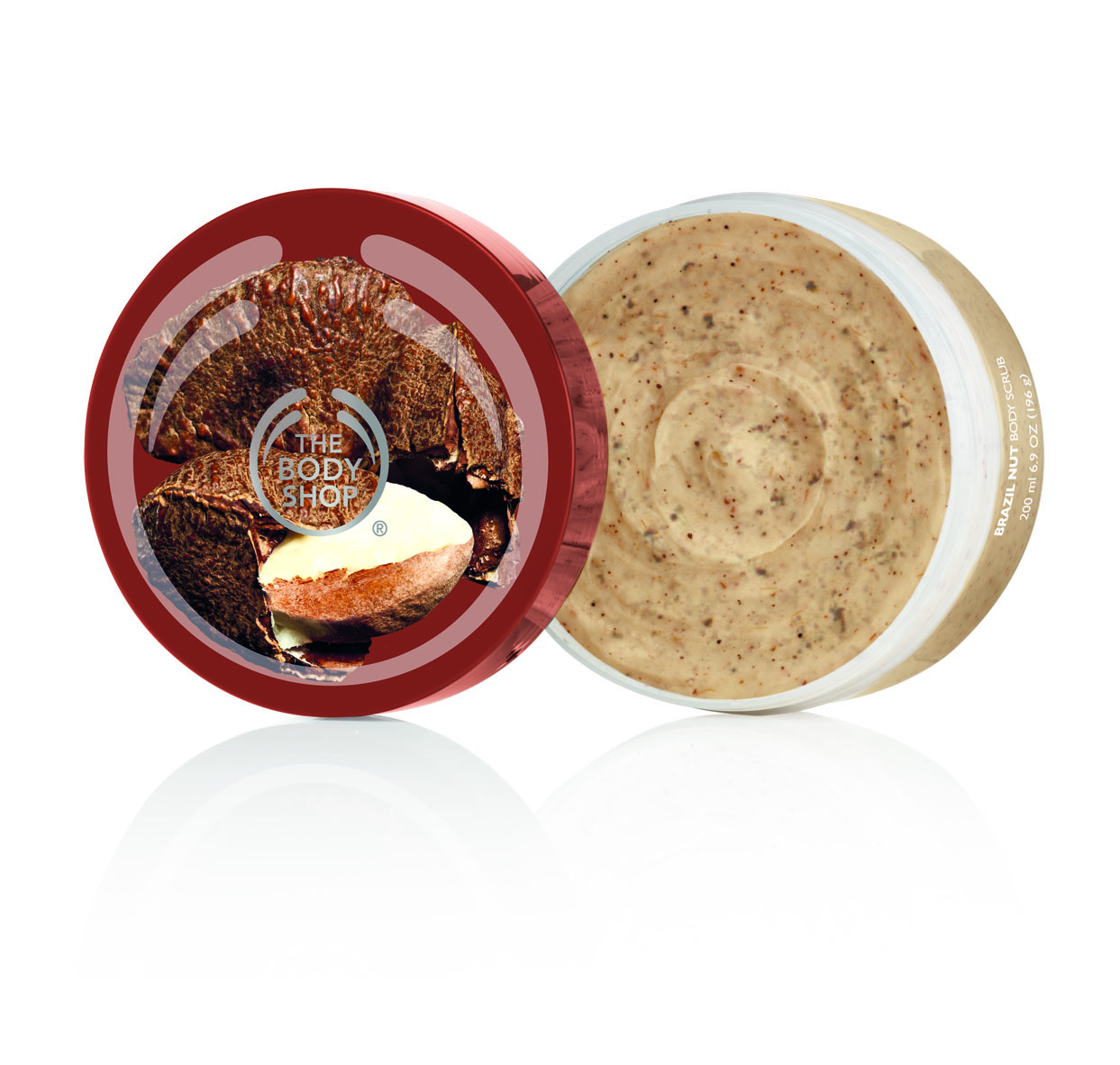 The Body Shop® - Brazil Nut Cream Scrub