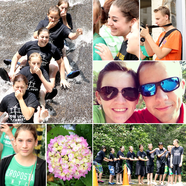 Youth Trip Collage