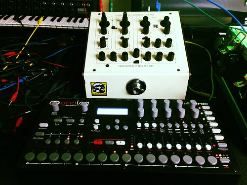 Analog Beatz. #RT60