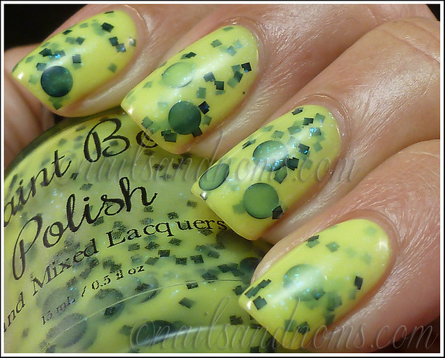Paint Box Polish - Booty Pop 3
