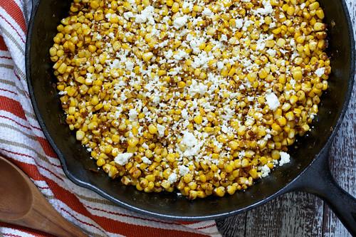sautéed spicy corn
