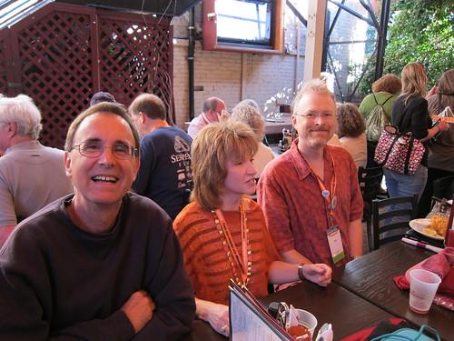 Cheers & Jeers, Kossacks, NN13, San Jose IMG_4825