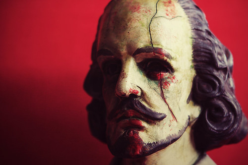 William Shakespeare Bust by [rich]