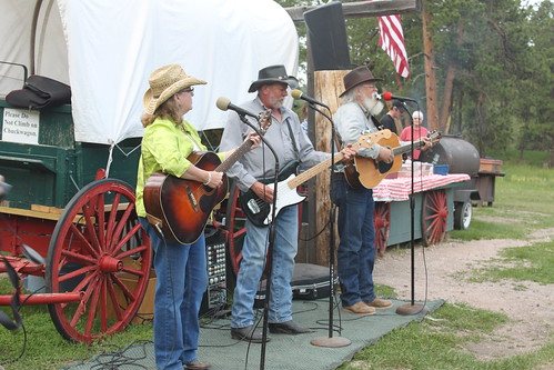 the chuckwagon band