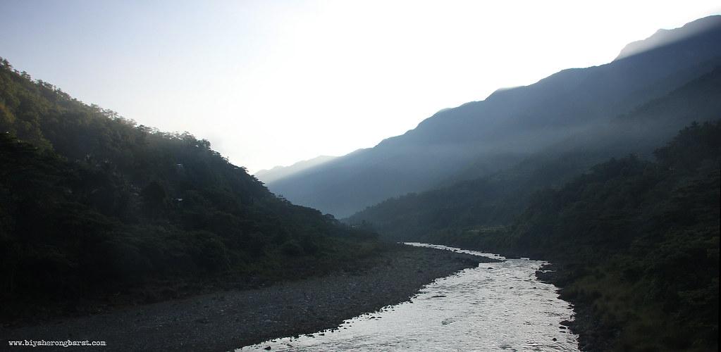 sunrise chico river kalinga luplupa tinglayan