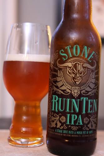 Stone Ruin Ten IPA