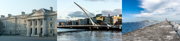 Dublin Overview Photos