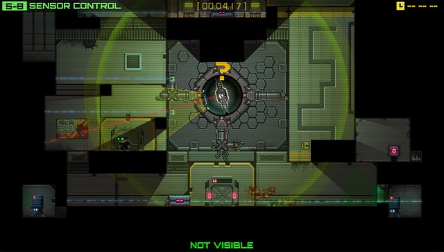 Stealth Inc. A Clone in the Dark on PS3 and PS Vita