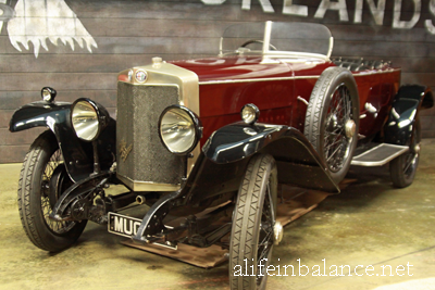Simeone Automotive Museum: Brooklands