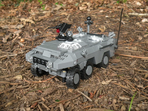 VTI M-92 Ares Armored Personnel Carrier