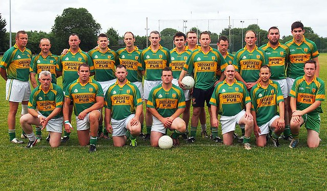 Kildangan Senior July 2013