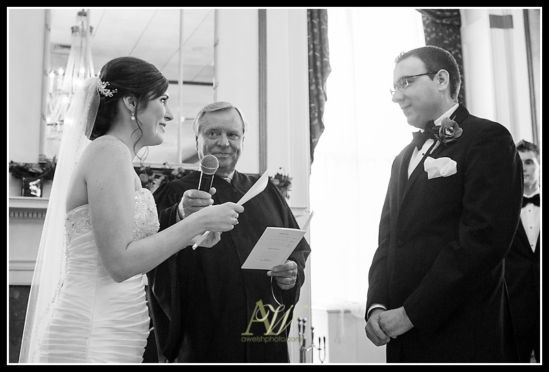 Inn on Broadway Wedding Photography Andrew Welsh Rochester NY Wedding Photographer