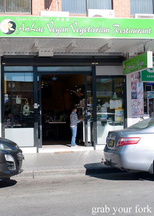 an lac vegan restaurant cabramatta