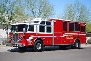 Phoenix Fire Dept. Command Van 30