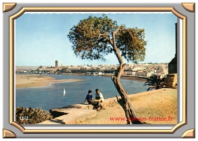 RABAT, la Tour Hassan -70-150