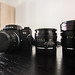 Leica R4 and lenses