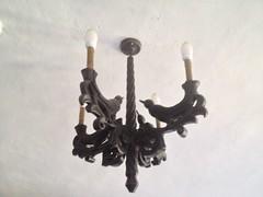 chandelier, lighting,