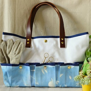 Sunprint Garden Tote for Design*Sponge