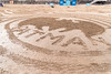 Bridlington Sand Art Event
