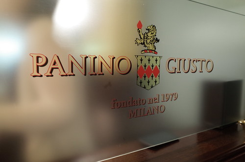 ground glass PANINO GIUSTO